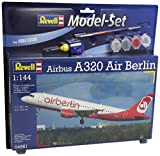 Revell 1:144 Scale Model Set Airbus A320 Airberlin