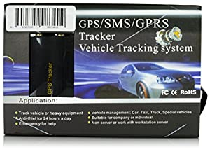 GPS-103A Tracking Drive Vehicle Car Tracker Gps/gsm/gprs System Real-time Google Map Tracking