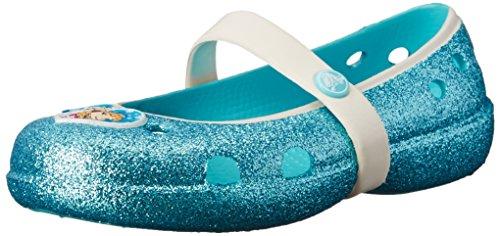 Crocs Keeley Frozen Flat Shoes - Toddler/Little Kid
