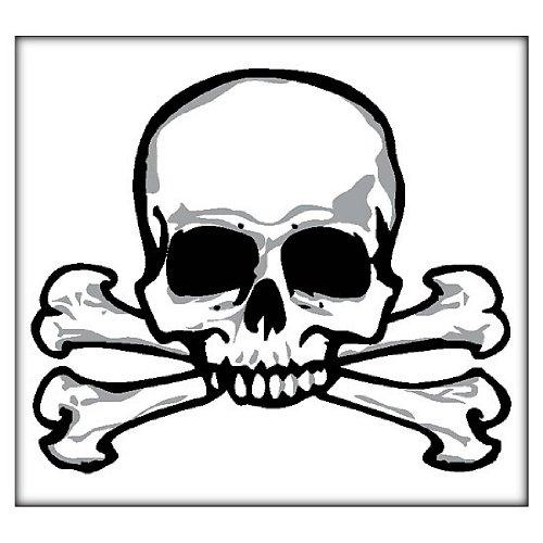 Skull & Crossbones Tattoo