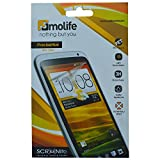 Molife Anti-Grease Finish Screen Guard For Micromax A 110