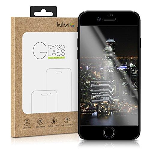 kalibri-Echtglas-Displayschutz-fr-Apple-iPhone-7-Plus-3D-Schutzglas-Full-Cover-Screen-Protector-mit-Rahmen-in-Schwarz