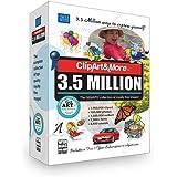 Clipart&more 3.5 Million Clipart Fonts Photos & More [Old Version]