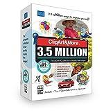 Clipart&More�3.5�Millionby IMSI
