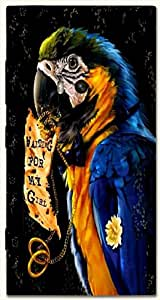 Pretty multicolor printed protective REBEL mobile back cover for Nokia Lumia 920 D.No.N-T-3762-N920