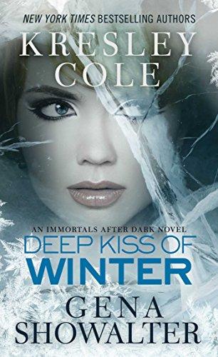 Deep Kiss of Winter (Includes: Immortals After Dark, #8; Alien Huntress, #3.5)