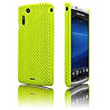 MSY Polyvalent Series Web Case for Xperia acro Spring Green/スプリンググリーン EPA03-001GR