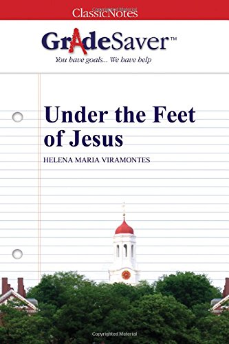under the feet of jesus essay questions gradesaver  essay questions under the feet of jesus study guide