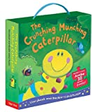 Sheridan Cain The Crunching Munching Caterpillar [With Puzzle]