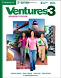 img - for Ventures Level 3 Student's Book with Audio CD book / textbook / text book