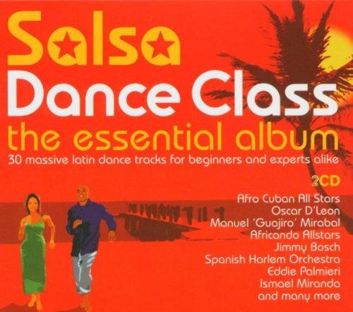 SALSA DANCE CLASS 2CD
