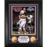 【予約】上原浩治 ア・リーグ優勝決定シリーズMVP記念 フォトプラーク ボストン・レッドソックス Koji Uehara Boston Red Sox 2013 ALCS MVP Gold Coin Photo Mint ★11月下旬入荷予定!