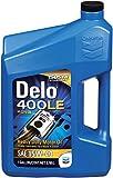 Chevron 38623-CASE Delo 400 LE SAE 15W-40 Motor Oil - 1 Gallon Jug, (Pack of 3)