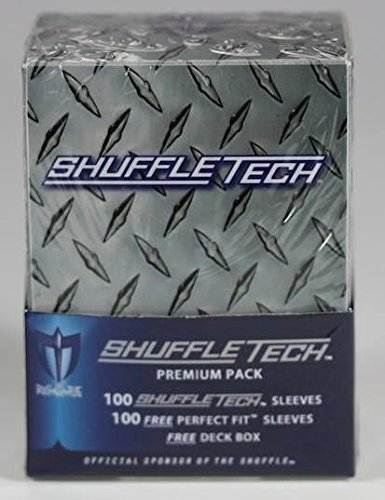 Dp: Shuffle Tech Premium Pack Board Game, Blue