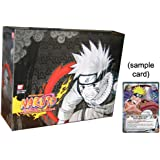 Naruto Collectible Trading Card Game The Path to Hokage Unlimited Edition Booster Box (24 Packs)