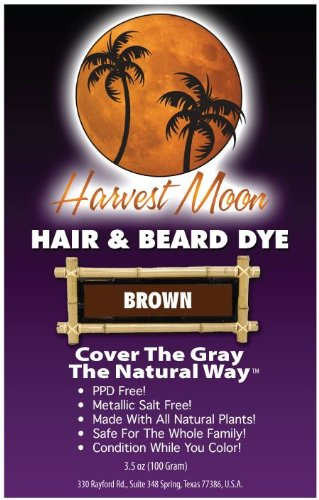 Brown Henna Hair Dye 100 Grams