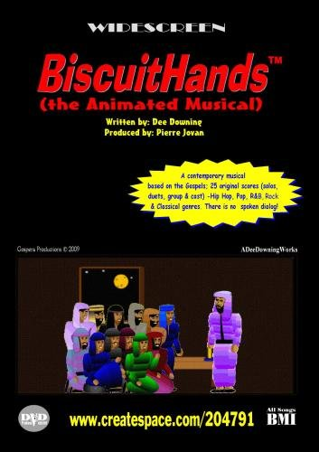 Cover art for  BiscuitHands, the Animated Musical