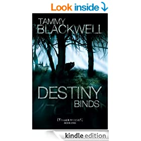 Destiny Binds (Timber Wolves Book 1)