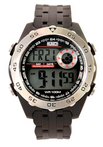 Munich 10 Atm - Munich 10 Atm Mu-111-1A - Orologio Cronografo da Uomo