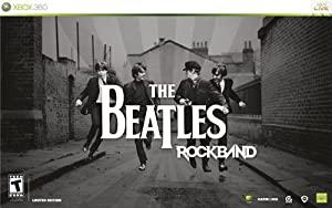 Buy  360 The Beatles: Rock Band Limited Edition Premium Bundle: Video Games