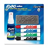 Stationery&Grocery Online Shop Ranking 26. Expo 6 Piece Original Dry Erase Marker Starter Kit