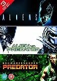 Alien Vs Predator/Aliens/Predator [DVD]