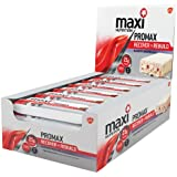 MaxiNutrition Blueberry Smoothie Promax Bar - Blueberry, 60 g, Pack of 12