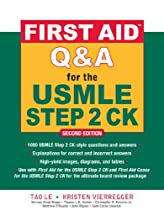 First Aid Q&A for the USMLE Step 2 CK, Second Edition (First