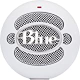 Blue Microphone Snowball iCE USB Cardioid Microphone with Adjustable Mic Standby Blue Microphones