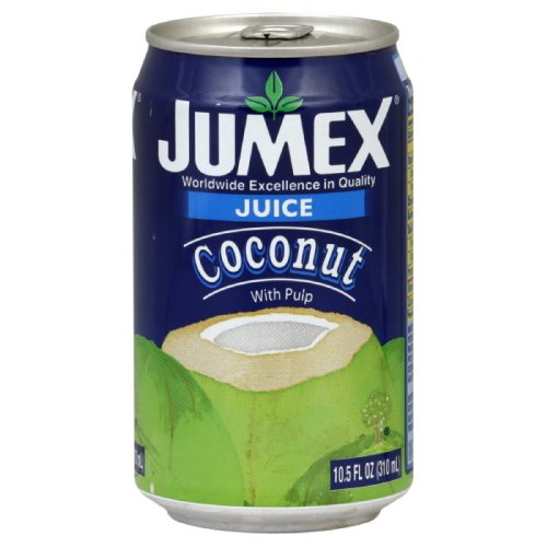 Jumex Coconut Juice with Pulp, 10.5-Ounce (Pack of 24)