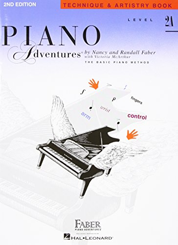 Level 2A - Technique & Artistry Book: Piano Adventures