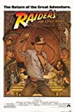 "Indiana Jones Raiders of the Lost Ark Movie Poster(size 27""x40"")"