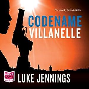 Codename Villanelle Audiobook