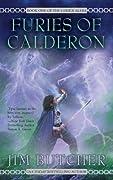 Furies of Calderon (Codex Alera) by Jim Butcher cover image