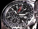 セイコー SEIKO 腕時計 クロノグラフ メンズ SND253P1 バンド調整キット付 [並行輸入品]