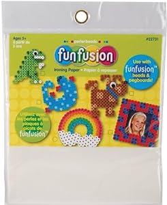 Perler Fun Fusion Ironing Paper 6/Pkg-