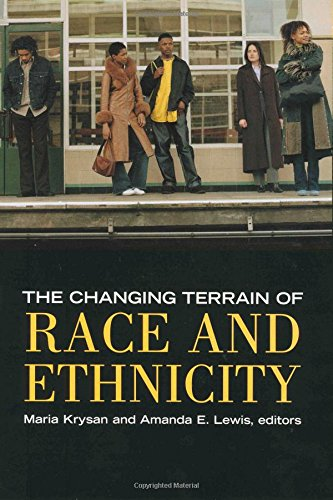 The Changing Terrain of Race and Ethnicity