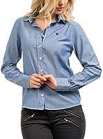 Signore Dei Mari Camisa Mujer Emilia (Plata)