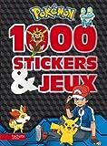 Pokemon : 1000 stickers et jeux...