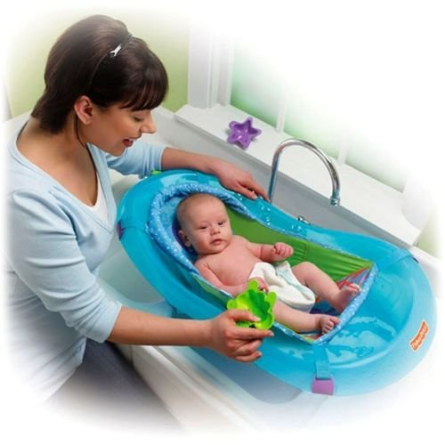 New Home & Garden Baby Gear/Bathing & Grooming Tub Bath Center W Baby Stopper front-186293