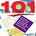 101 Little Known Facts  by Chaz Allen Narrated by Chaz Allen