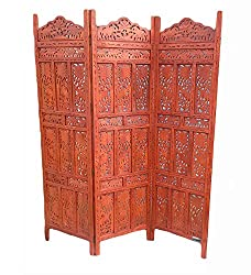 Aarsun Woods Handcrafted Wooden Partition