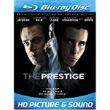 The Prestige [Blu-ray]par Christian Bale