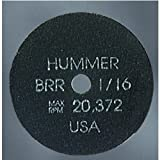 Weiler Brush 36536 Abrasive Wheel