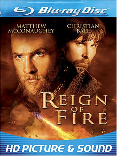 Cover art for  Reign of Fire [Blu-ray]