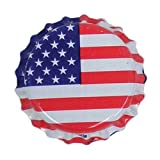 U.S. Flag Caps - 144 Ct. (Color: Multi)