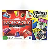 Monopoly Electronic Banking Exclusive McDonald's Token Edition with Arch Card Offer