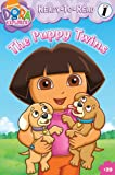 The Puppy Twins (Turtleback School & Library Binding Edition) (Dora the Explorer (Simon & Schuster Pb)) (0606061967) by Willson, Sarah