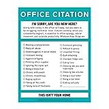 Knock Knock Office Citation Nifty Note