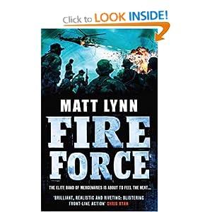 Fire Force - Matt Lynn